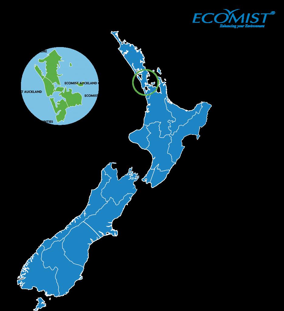 Ecomist Franchises NZ